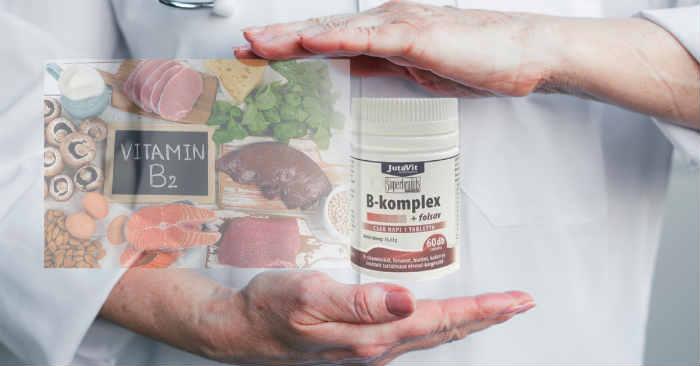 B2-vitamin (riboflavin)