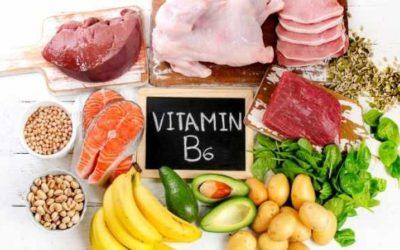 B6-vitamin (piridoxin)