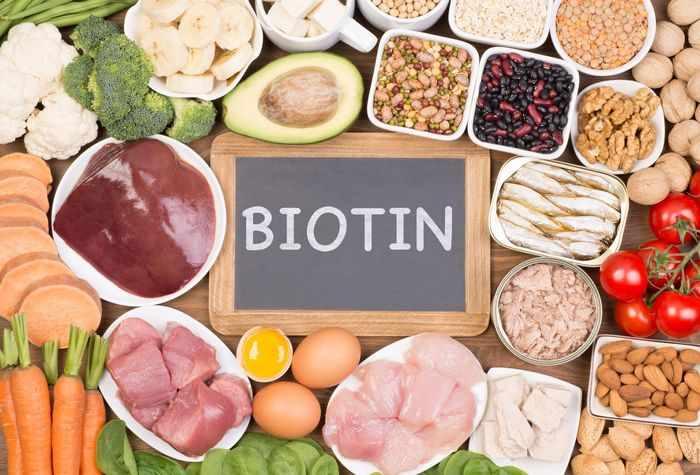 B7-vitamin biotin