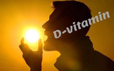 D-vitamin (kalciferol)