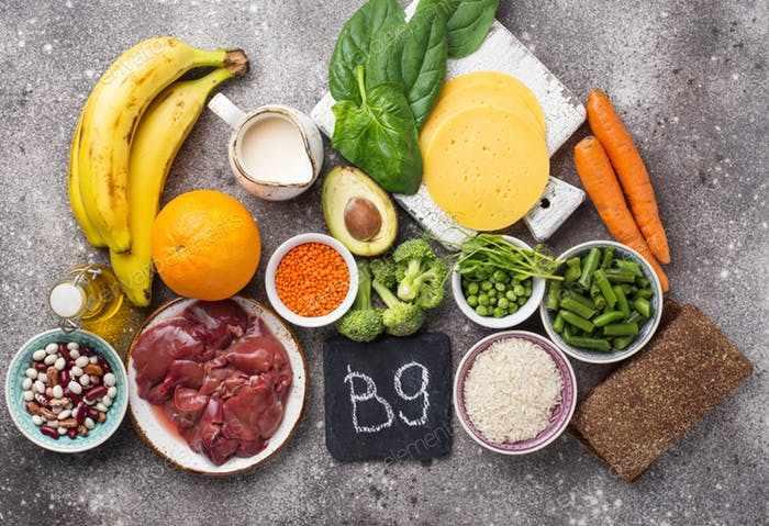B9-vitamin (Inozitol)