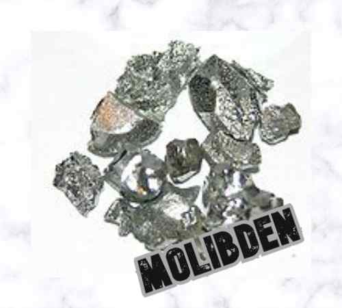 Molibdén